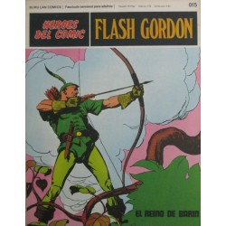 FLASH GORDON Núm 015