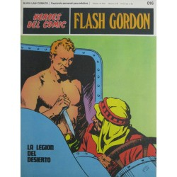 FLASH GORDON Núm 016