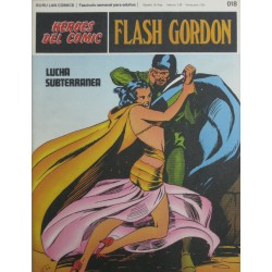 FLASH GORDON Núm 018
