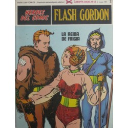 FLASH GORDON Núm 2