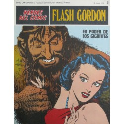 FLASH GORDON Núm 3