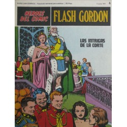 FLASH GORDON Núm 4