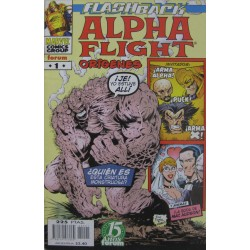 ALPHA FLIGHT: ORÍGENES