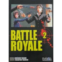 BATTLE ROYALE Núm 2