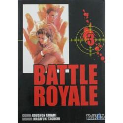 BATTLE ROYALE Núm 3