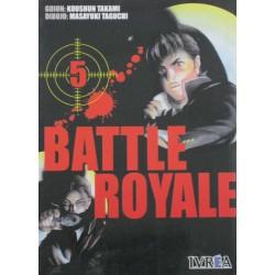 BATTLE ROYALE Núm 5
