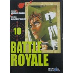 BATTLE ROYALE Núm 10