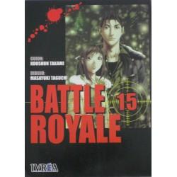 BATTLE ROYALE Núm 15