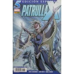 PATRULLA X VOL 3 Núm 5
