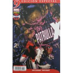 PATRULLA X VOL 3 Núm 9