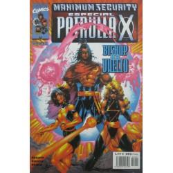 ESPECIAL PATRULLA X: MAXIMUM SECURITY