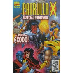 PATRULLA X VOL 2: ESPECIAL PRIMAVERA 2002