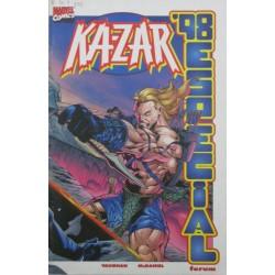 KA-ZAR VOL 1 . ESPECIAL 1998