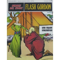 FLASH GORDON Núm 31