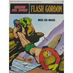FLASH GORDON Núm 33