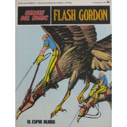 FLASH GORDON Núm 34