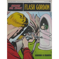 FLASH GORDON Núm 36