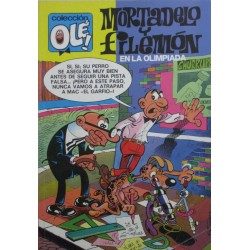 "MORTADELO Y FILEMON Núm M 248 ""EN LA OLIMPIADA"""