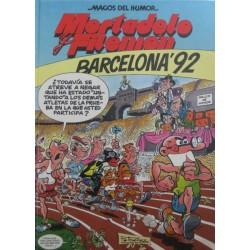 "MORTADELO Y FILEMÓN ""BARCELONA'92"" Núm 41"