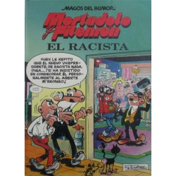 "MORTADELO Y FILEMÓN."" EL RACISTA"" Núm. 44"