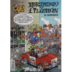 "MORTADELO Y FILEMON Núm 9 .""EL CANDIDATO ""."