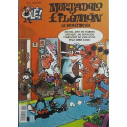 "MORTADELO Y FILEMON Núm 8 ""LA GOMEZTROIKA"""
