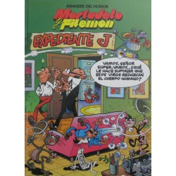 "MORTADELO Y FILEMÓN ""EXPEDIENTE J"""