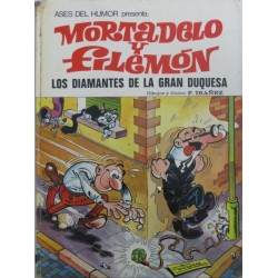 MORTADELO Y FILEMÓN Núm 20. LOS DIAMANTES DE LA GRAN DUQUESA