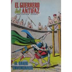 """EL GUERRERO DEL ANTIFAZ Núm 282 """"EL OASIS ENVENENADO"""""""