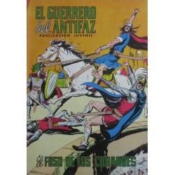 """EL GUERRERO DEL ANTIFAZ Núm 285 """"EL FOSO DE LOS COBARDES"""""""