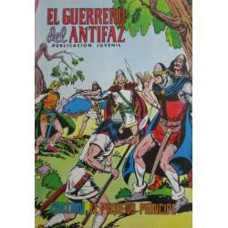 """EL GUERRERO DEL ANTIFAZ Núm 288 """"ZALTON, EL PEQUEÑO PRÍNCIPE"""""""