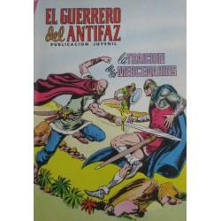 """EL GUERRERO DEL ANTIFAZ Núm 289 """"LA TRAICIÓN DE LOS MERCENARIOS"""""""