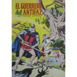 """EL GUERRERO DEL ANTIFAZ Núm 291 """"LA AMENAZA DE LAS SOMBRAS"""""""