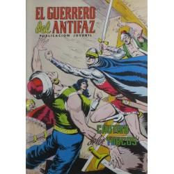 """EL GUERRERO DEL ANTIFAZ Núm 297 """"CAUTIVO DE LOS TURCOS"""""""