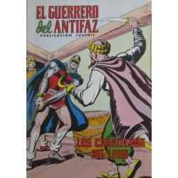 """EL GUERRERO DEL ANTIFAZ Núm 298 """"LOS CABALLEROS DEL LEÓN"""""""