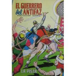 "EL GUERRERO DEL ANTIFAZ Núm 300 ""LA PISTA"""