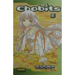 CHOBITS Núm 4