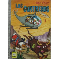"""DUMBO Núm 31. """"LOS CUATREROS"""""""