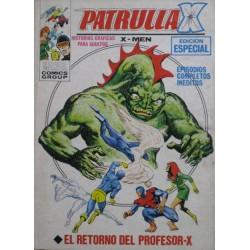 PATRULLA X Núm 26: ¡MATEMOS A LOS VENGADORES!