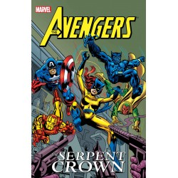 THE AVENGERS: THE SERPENT CROWN