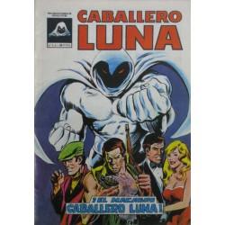 """CABALLERO LUNA Núm 1 """"EL MACABRO CABALLERO LUNA"""""""