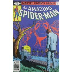 THE AMAZING SPIDERMAN Núm 196