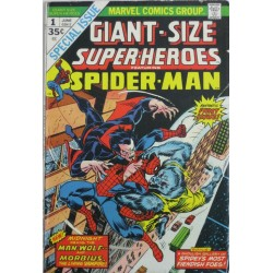 GIANT-SIZE SUPER-HEROES Núm 1