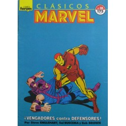 CLÁSICOS MARVEL Núm 35 LOS VENGADORES