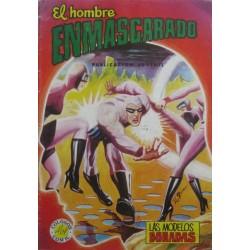 """EL HOMBRE ENMASCARADO Núm. 29.""""LAS MODELOS DORADAS"""""""