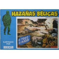 HAZAÑAS BÉLICAS. Núm. 122