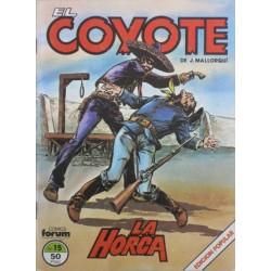 """EL COYOTE Núm.15 """"LA HORCA"""""""