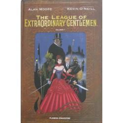 THE LEAGUE OF EXTRAORDINARY GENTLEMEN VOL 1