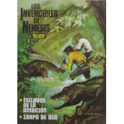 LOS INVENCIBLES DE NEMESIS Núm 3