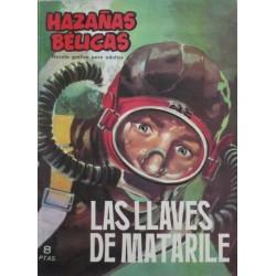 HAZAÑAS BÉLICAS. Núm 73: LAS LLAVES DE MATARILE